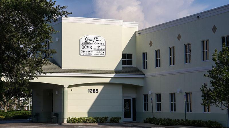 The Orthopaedic Center of Vero Beach
